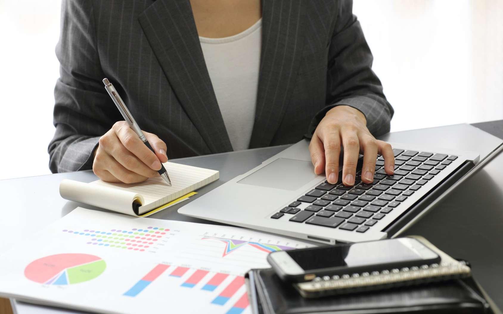 Fusionner et fractionner des cellules dans Excel permet de travailler la mise en page. © shige, Fotolia