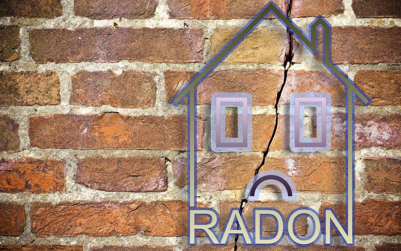 Le radon est la principale cause du cancer du poumon après le tabagisme. Il représente un risque pour la santé dans nos maisons. © Francesco Scatena, Fotolia