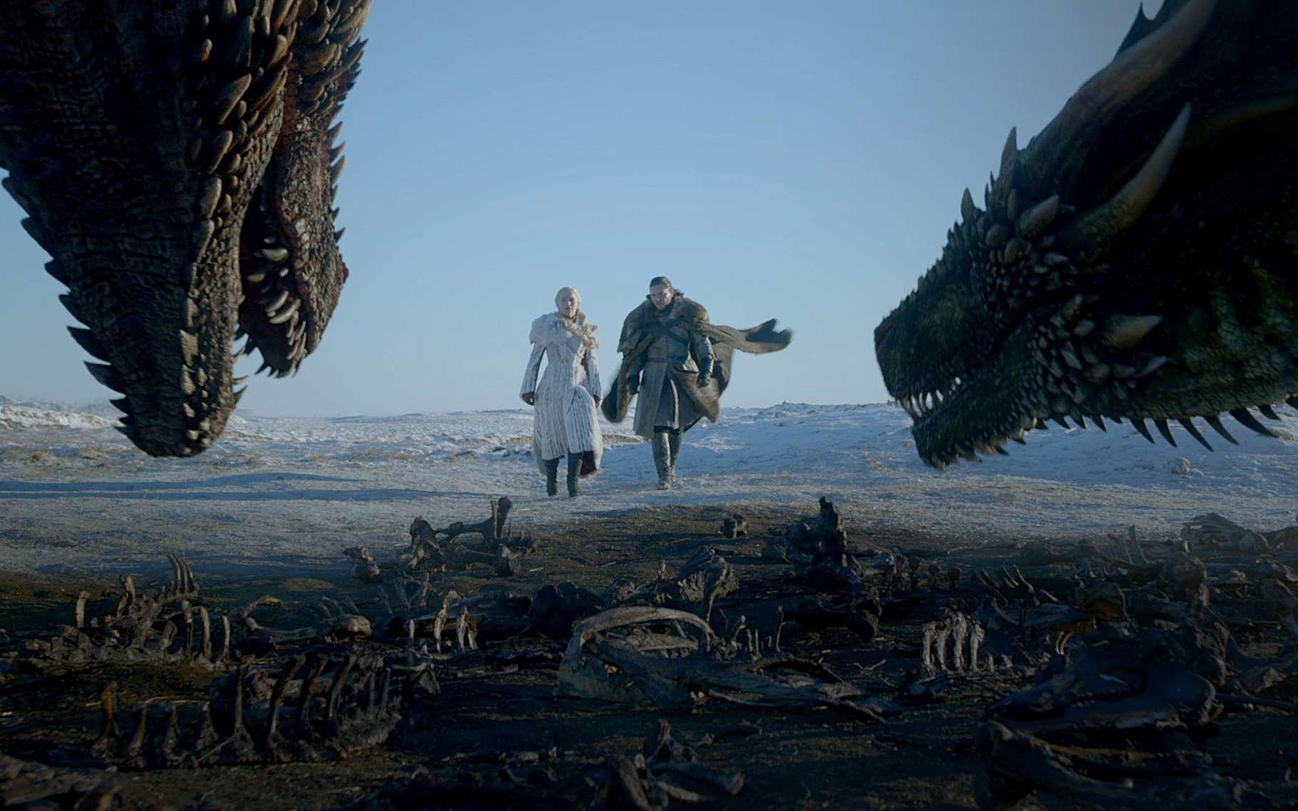 Des étudiants allemands ont mis au point un algorithme qui prédit les morts dans Game of Thrones. © HBO