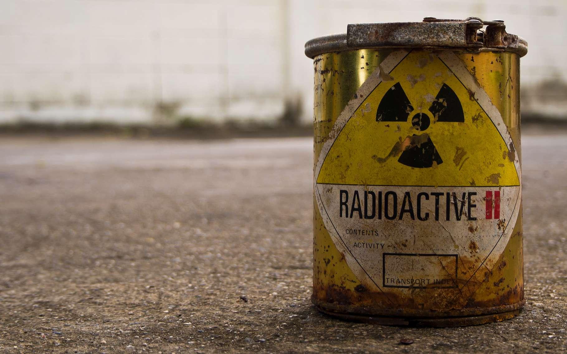 Le phénomène de radioactivité a été découvert en 1896 par Henri Becquerel. © Satakorn, Shutterstock