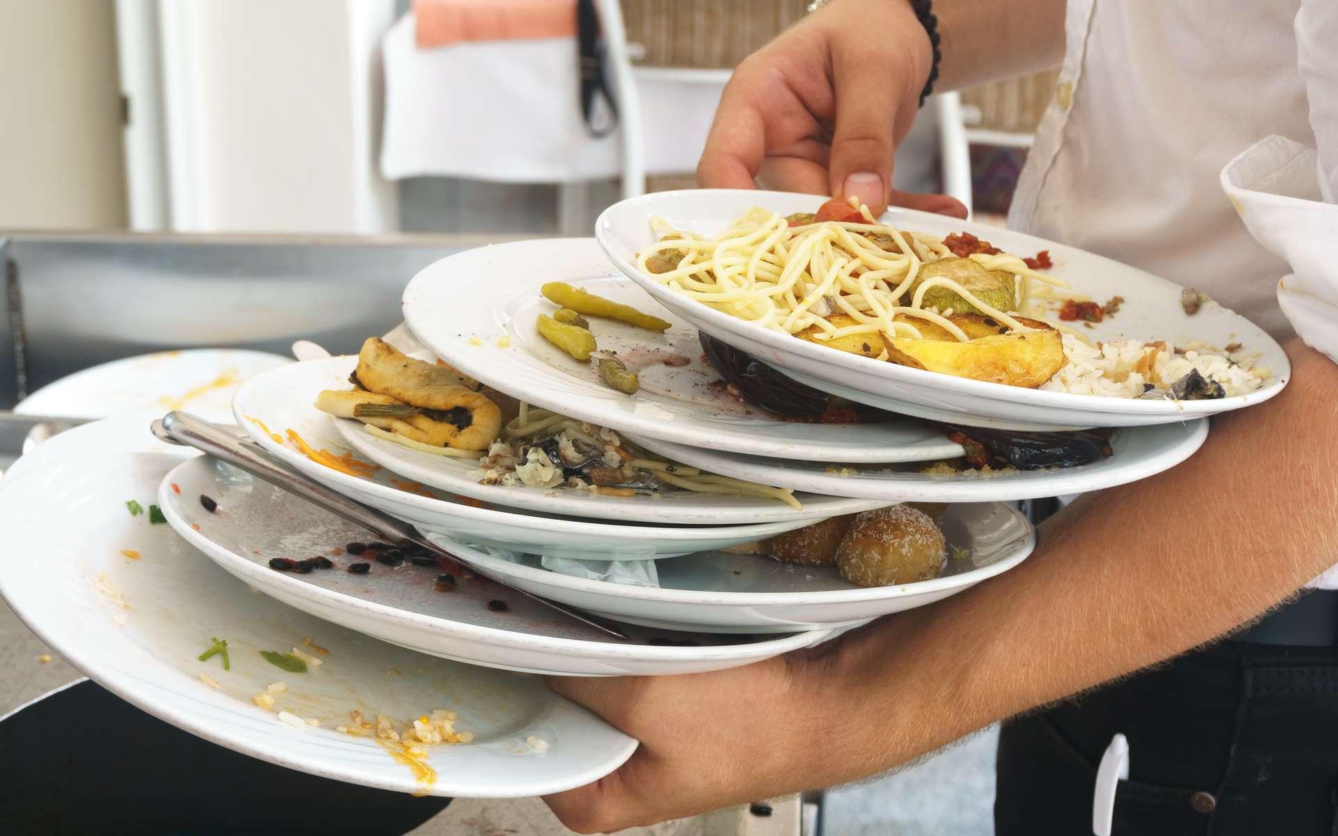 La prise de conscience semble être efficace pour réduire le gaspillage et les déchets alimentaires. © kpn1968, Adobe Stock