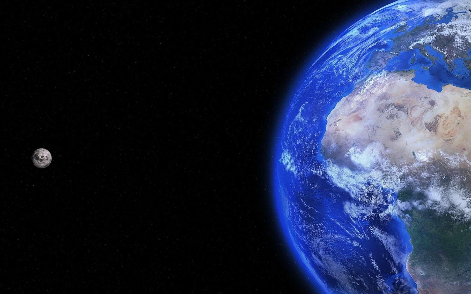 La découverte que la Terre est ronde remonte à l'Antiquité. © qimono, Pixabay, CC0 Creative Commons