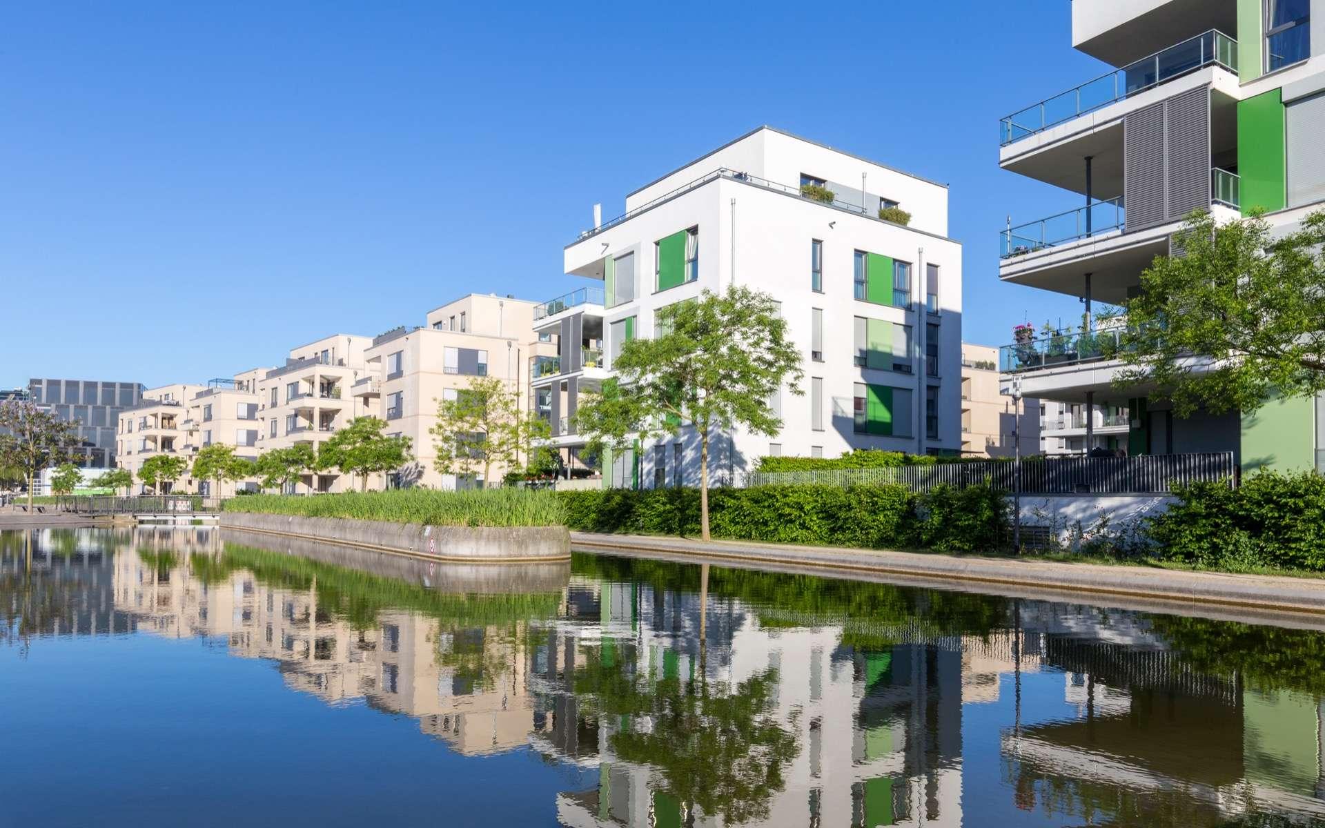 Que signifie la HQE, haute qualité environnementale ? © Matthias, Adobe Stock