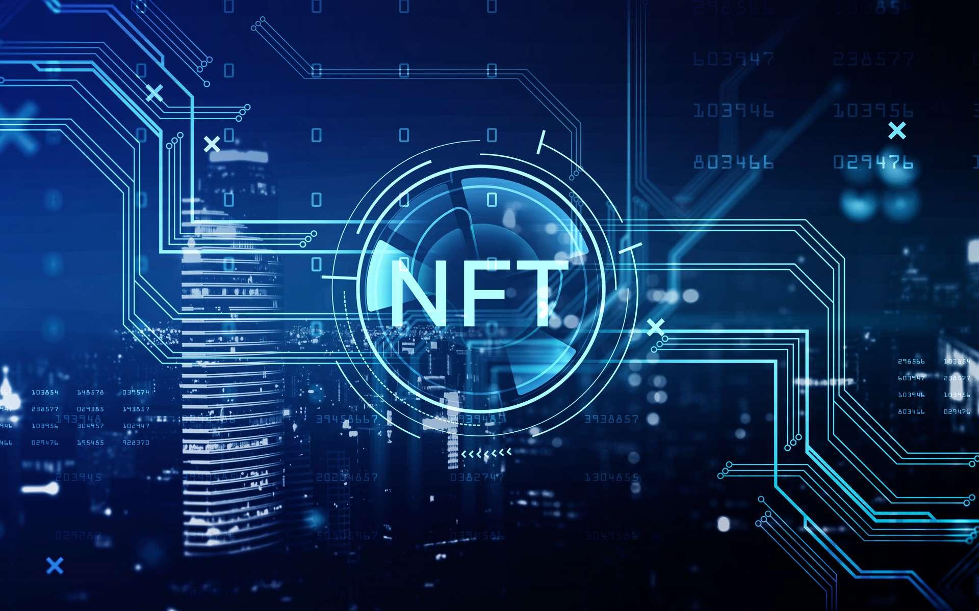 Les NFT CryptoPunks sont-ils vraiment des NFTs ? denisismagilov, Adobe Stock