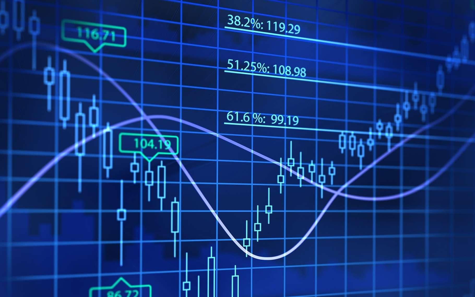 Données variées et corrélations complexes caractérisent autant le monde vivant que la sphère financière. Le calcul matriciel se révèle aussi bien adapté pour l'un que pour l'autre. © DR