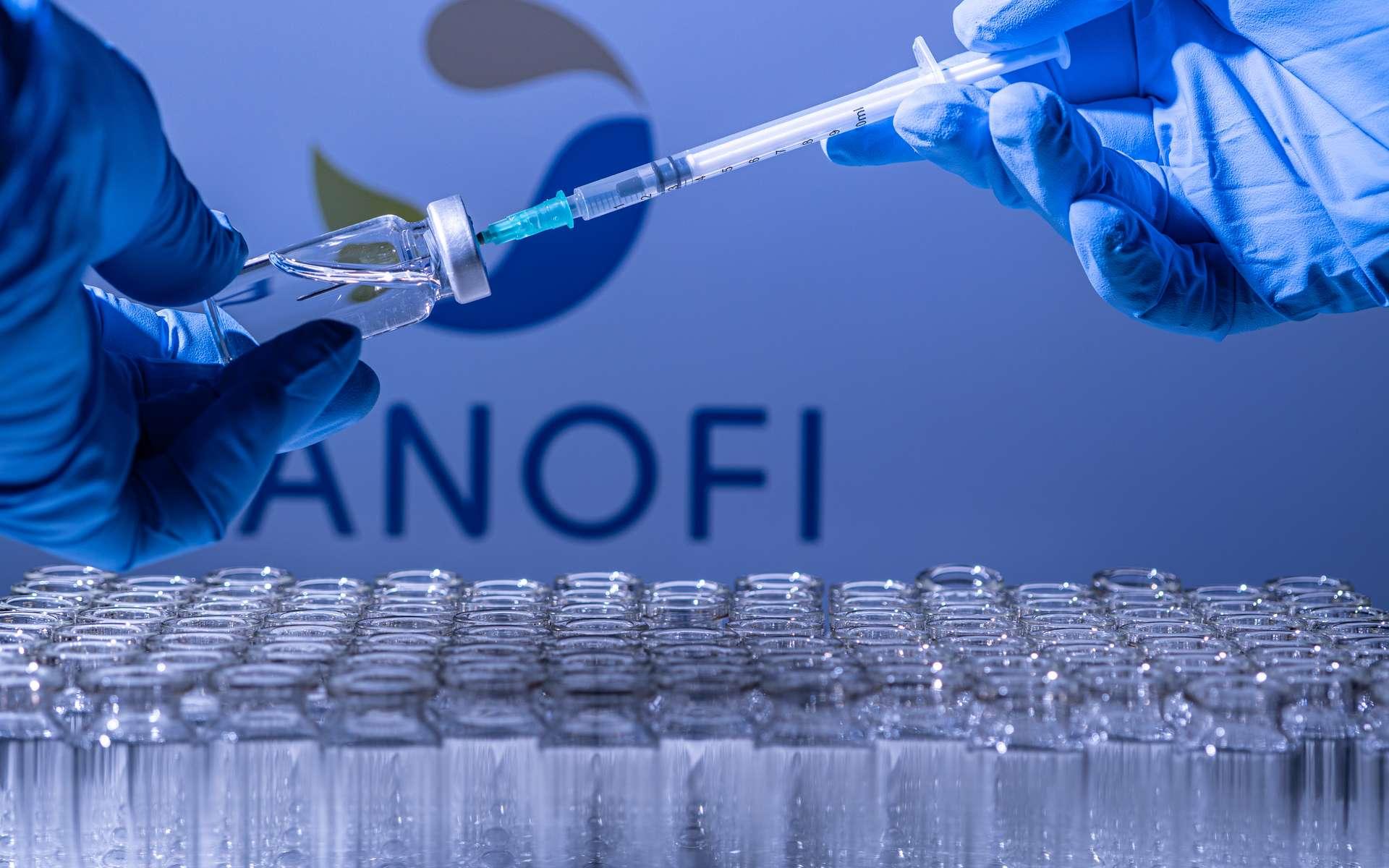 Sanofi lance un essai de phase I chez l'Homme pour un vaccin anti-grippe à ARN messager. © desertsands, Adobe Stock
