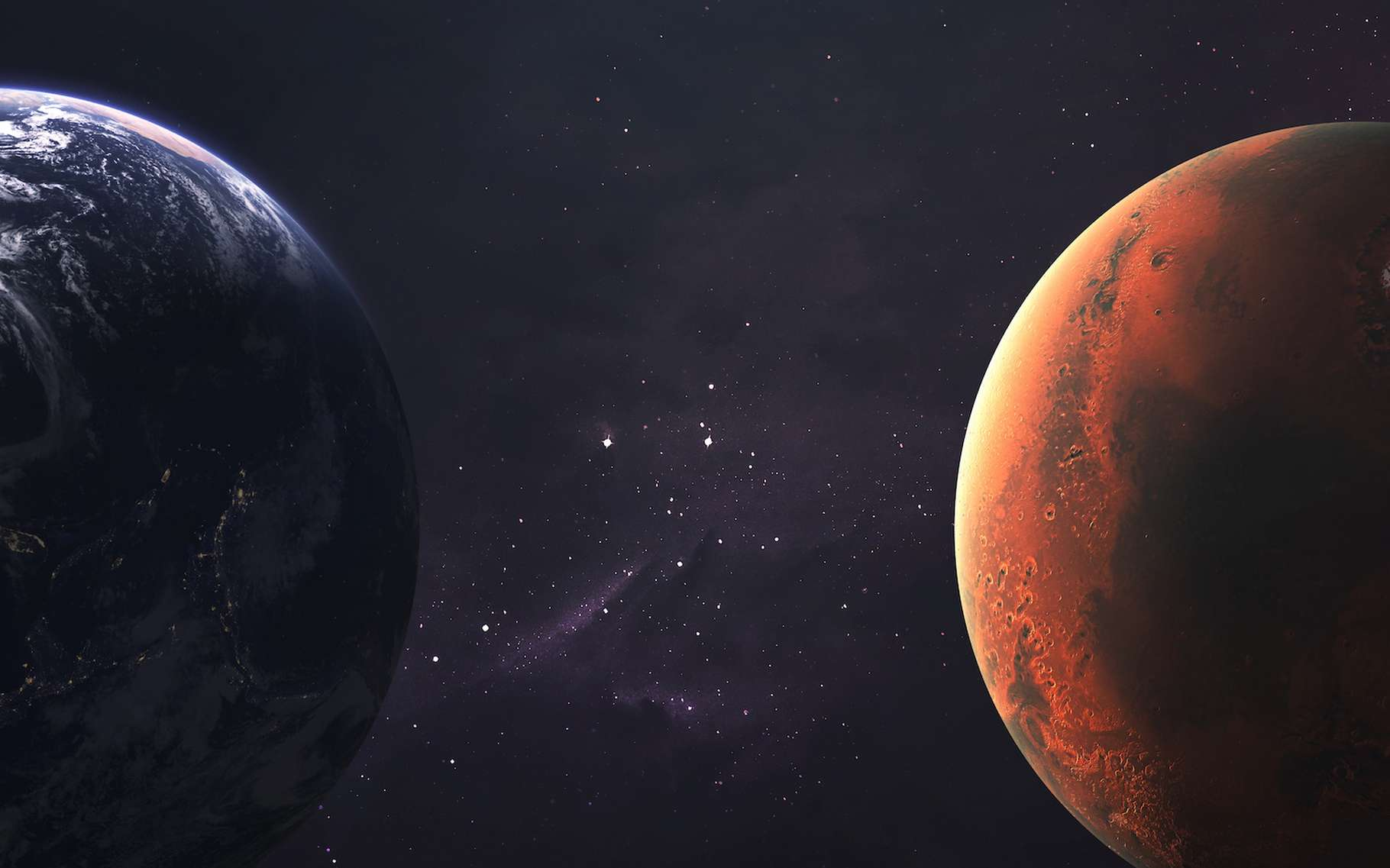 Pourquoi explorer Mars ? - Futura