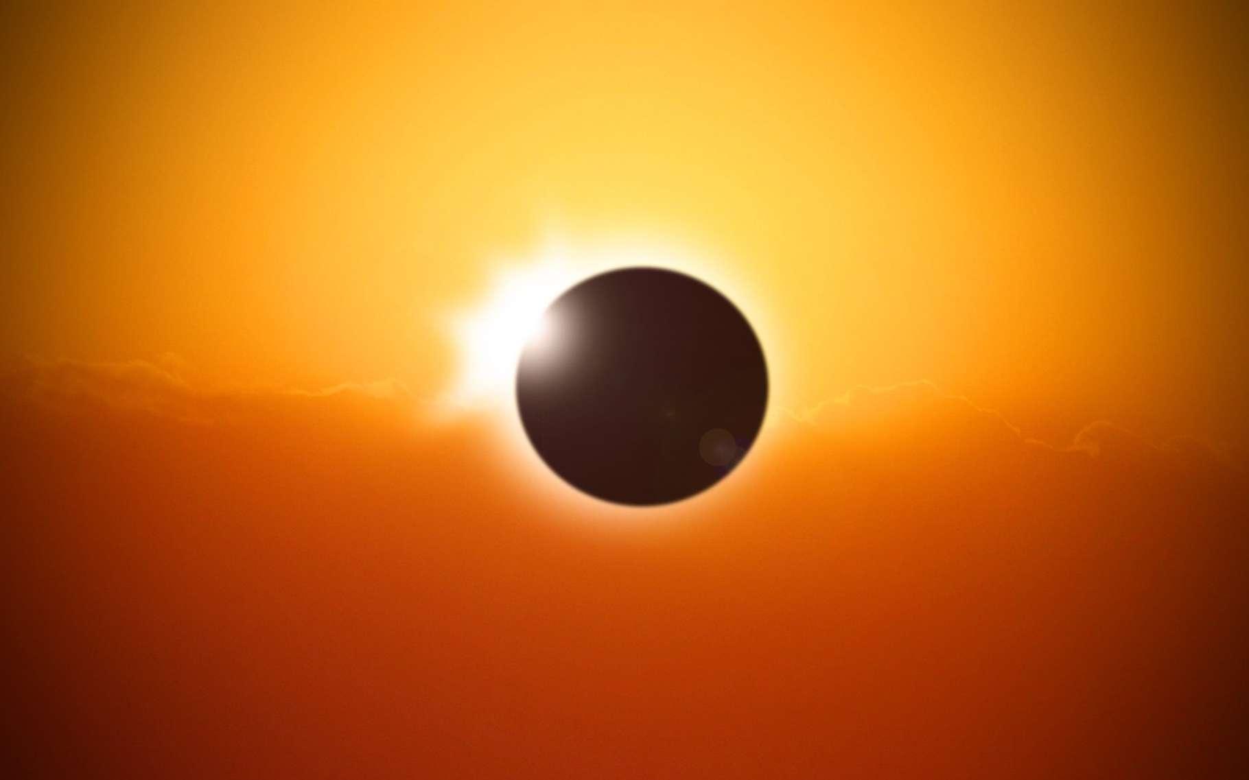 Pour en apprendre plus sur le comportement des animaux avant, pendant et après une éclipse totale de Soleil, l'Académie des sciences de Californie (États-Unis) a mis à disposition du public, une application permettant à chacun de noter ses observations à l'occasion de l'éclipse du 21 août 2017. © VISHNU_KV, Pixabay, CC0 Creative Commons
