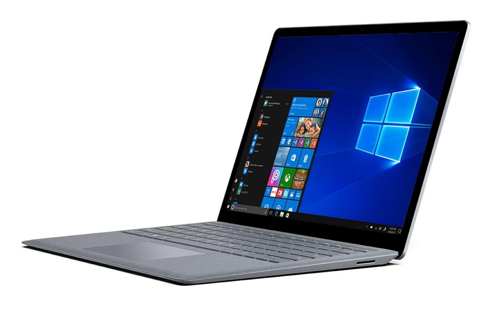 Avec Polaris, Microsoft prépare une version allégée de Windows 10. Il veut faire de Windows 10 un OS modulaire qui pourra plus aisément s'adapter aux terminaux. © Microsoft