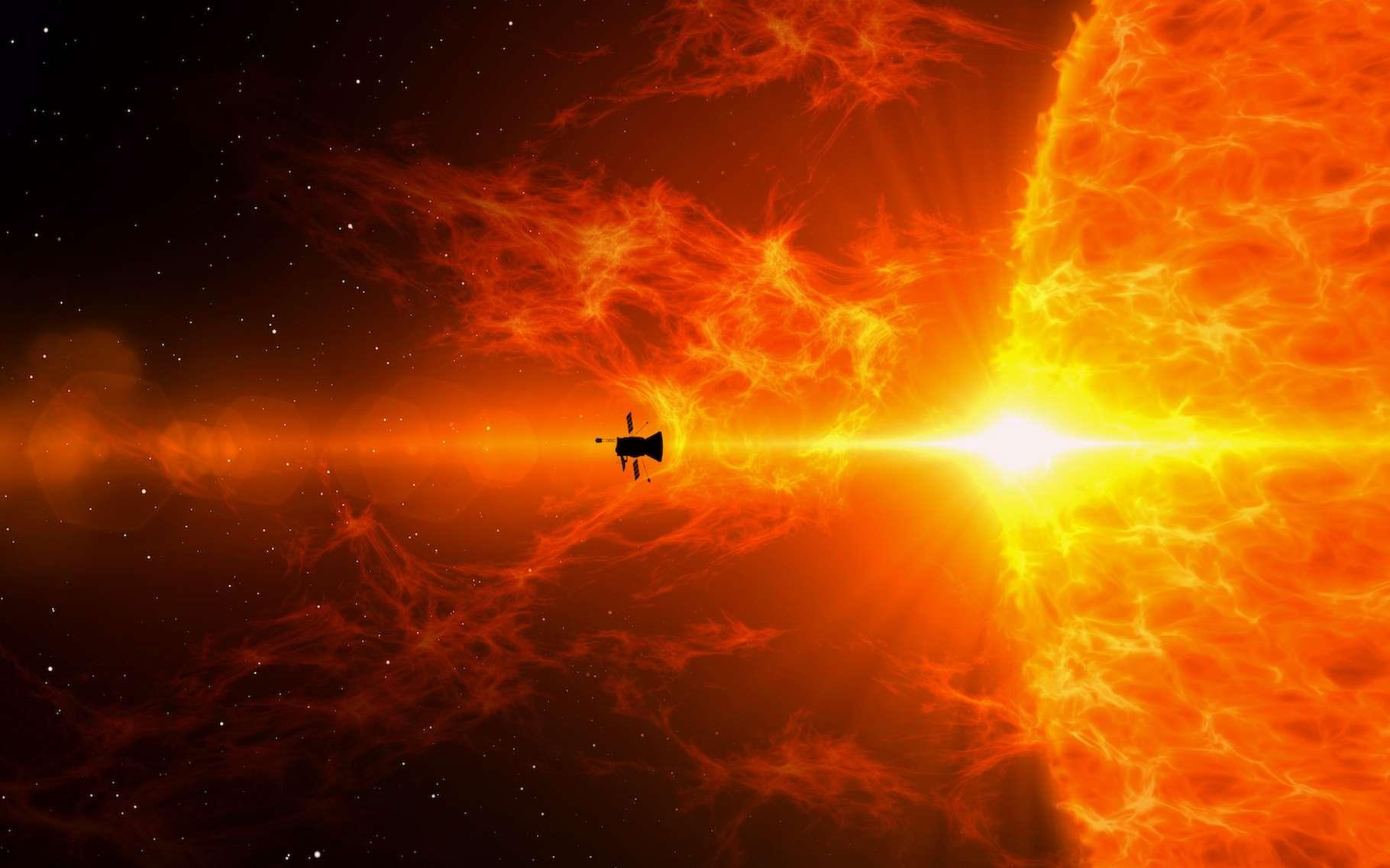 L'activité de notre Soleil a des effets sur notre Terre. D'où l'importance pour les astronomes de parvenir à la prédire. © Skorzewiak, Adobe Stock