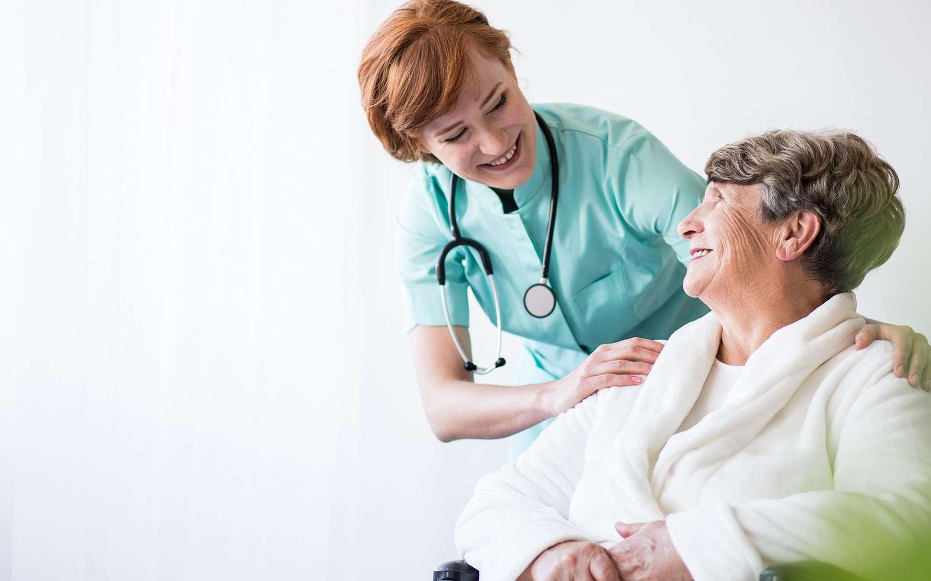 Alzheimer, une maladie dont on pourra un jour guérir ? © Photographee.eu, Shutterstock
