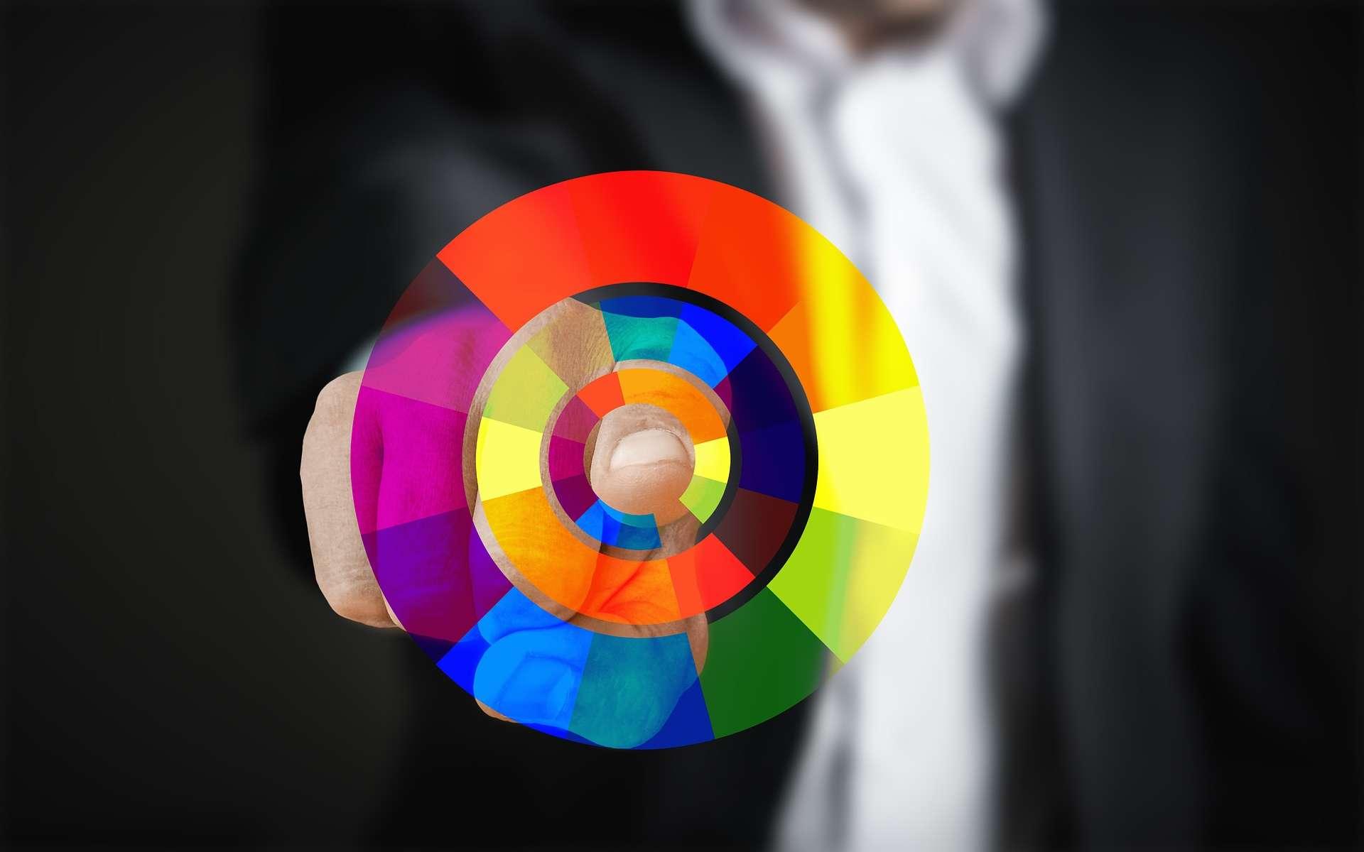 Les lunettes Apple pourraient permettre de transformer n'importe quelle surface plane en écran tactile. © Gerd Altmann, Pixabay