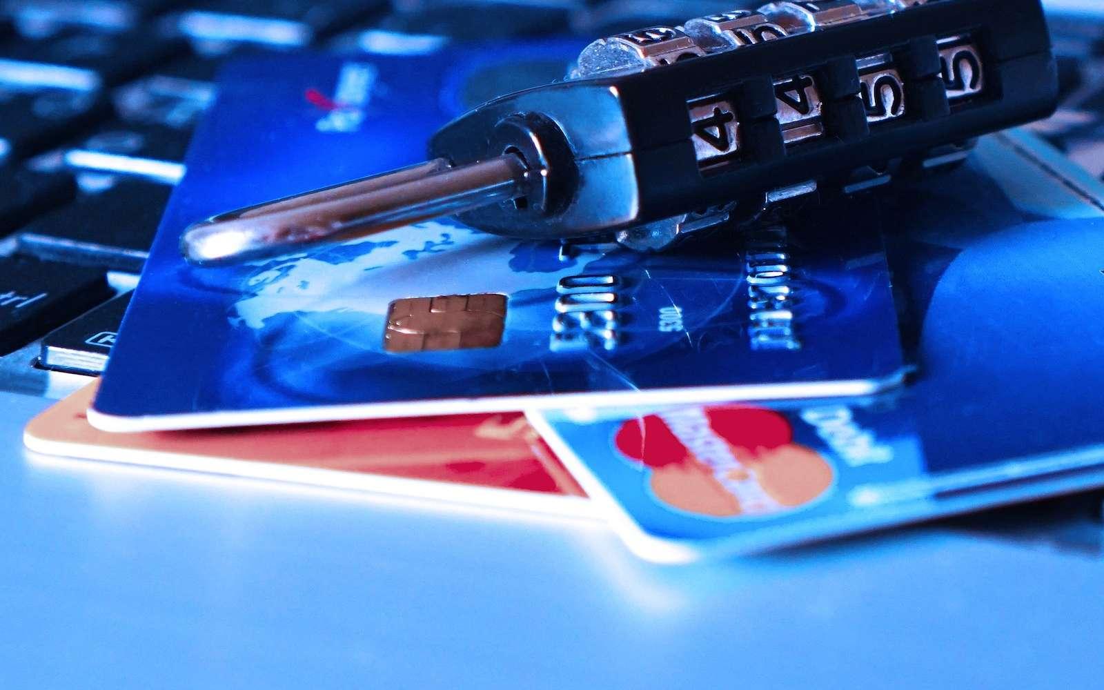 Banque en ligne, réseaux sociaux, sites marchands... À chaque site, son mot de passe, et comme on utilise souvent le même, il peut être plus facilement piraté. © TheDigitalWay, Pixabay