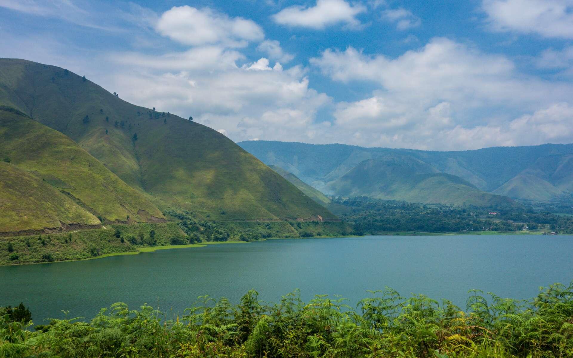 Difficile d'imaginer qu'un supervolcan se cache dans ce magnifique paysage… © Klim Levene, Flickr