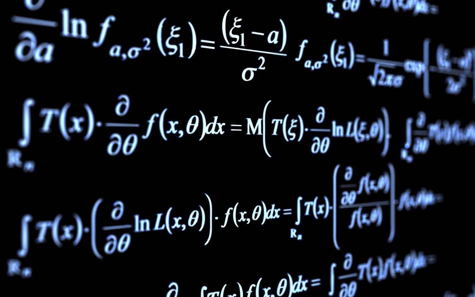 Les mathématiques sont génératrices d'anxiété pour un certain nombre d'élèves, chez qui cela provoque même des réponses cérébrales identiques à celles produites en cas de douleur. © Wallpoper, Wikimédia Commons, DP