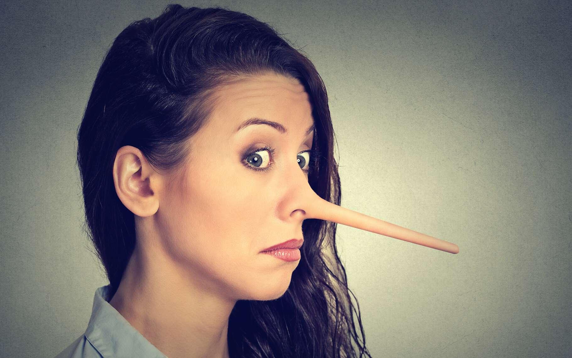 Pour savoir si quelqu'un ment, il est possible de se fier à certains signes physiques qui trahissent nos mensonges. © pathdoc, Fotolia