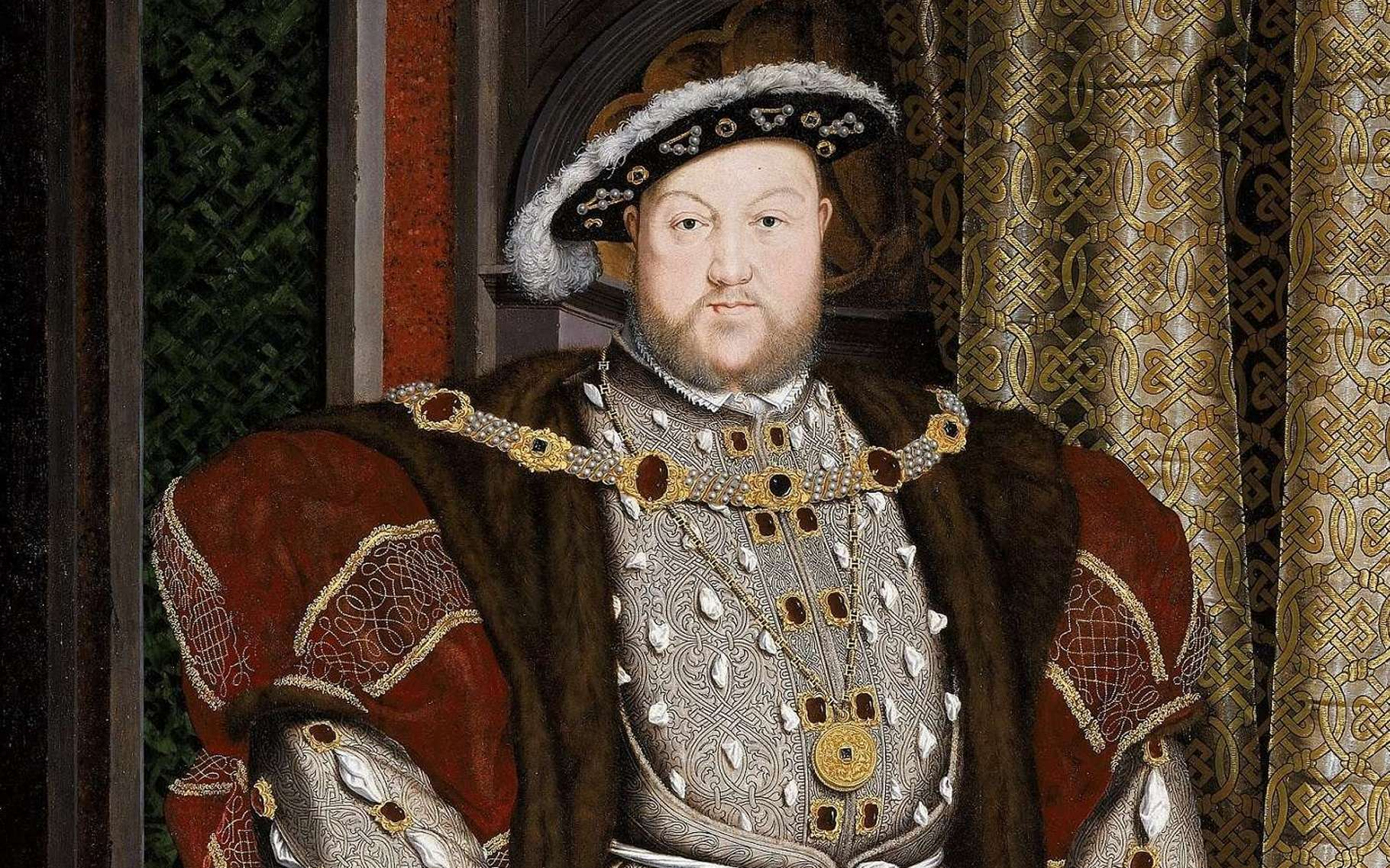 Henri VIII, connu pour son caractère colérique, a eu six femmes, dont deux qu'il a fait décapiter. L'histoire aurait pu être toute autre s'il n'avait pas été victime d'accidents lors de tournois. © Wikipedia, DP