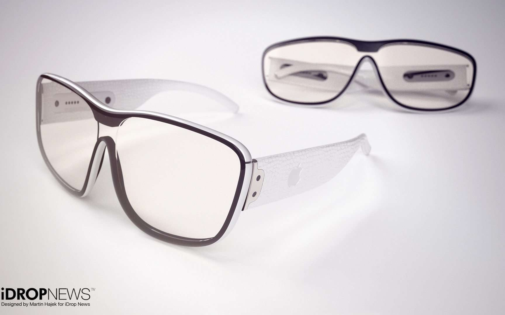 À quoi vont ressembler les premières lunettes Apple ? © iDropNews