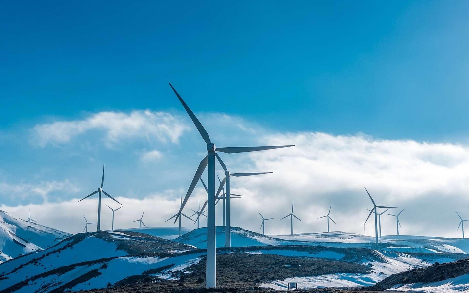 Tant que le Soleil sera là, il y aura du vent, source d'énergie renouvelable. © tpsdave, Pixabay, DP