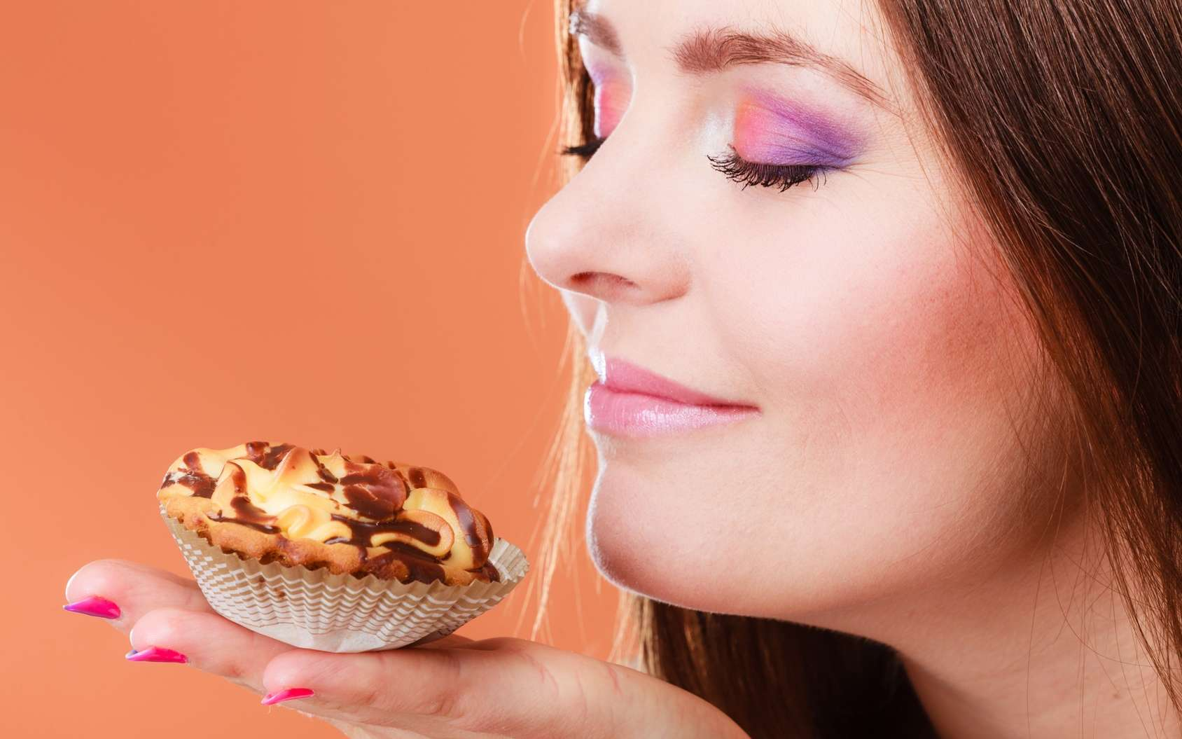 Un gâteau qui donne envie à son odeur : et si on vous coupait l'odorat ? © Voyagerix, Fotolia