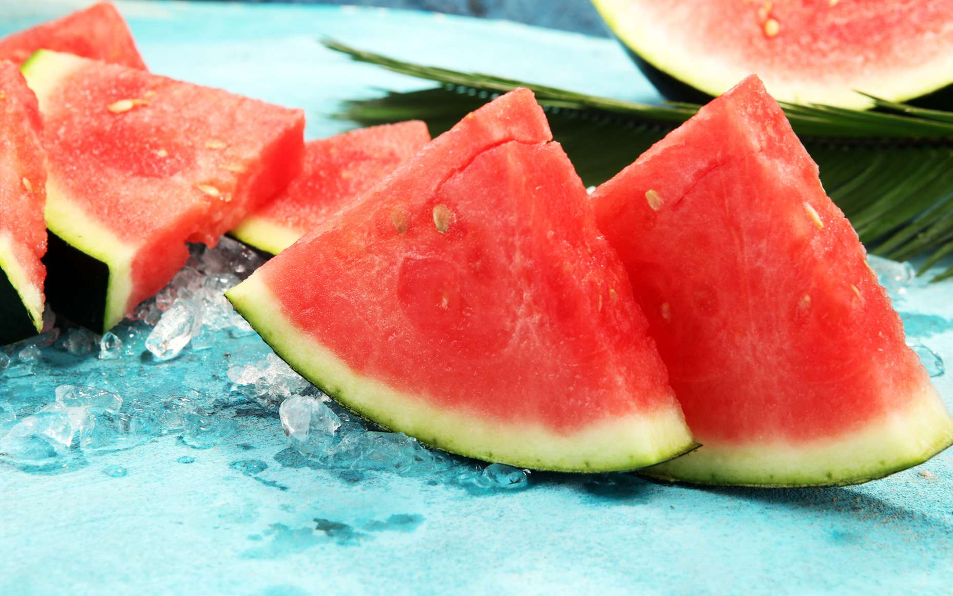 La pastèque fait partie des fruits les plus riches en eau. © beats, Fotolia