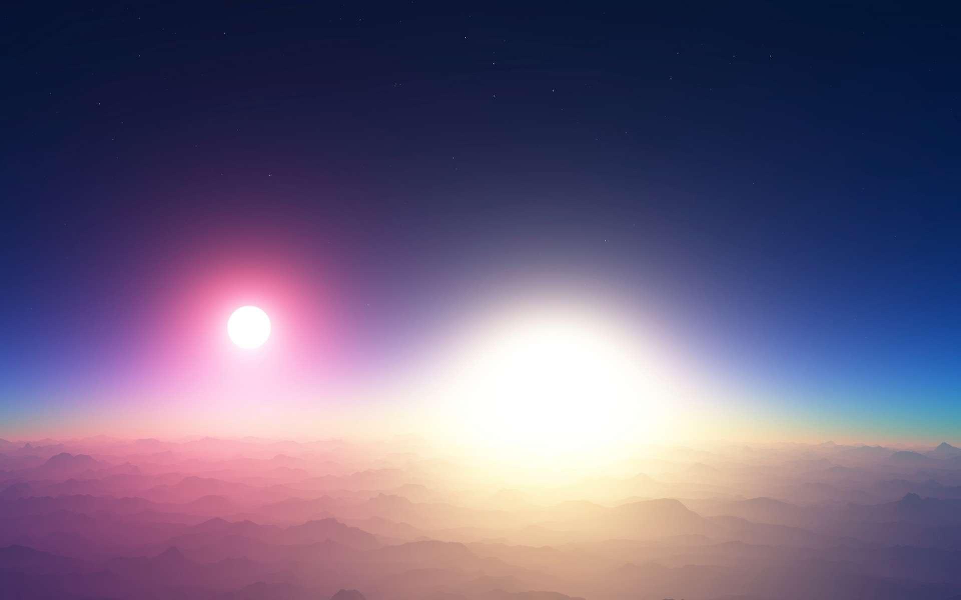 Les chercheurs du projet Breakthrough Listen viennent de rendre public la plus grande masse de données de l'histoire de la recherche de signaux extraterrestres. © Valeriy, Adobe Stock