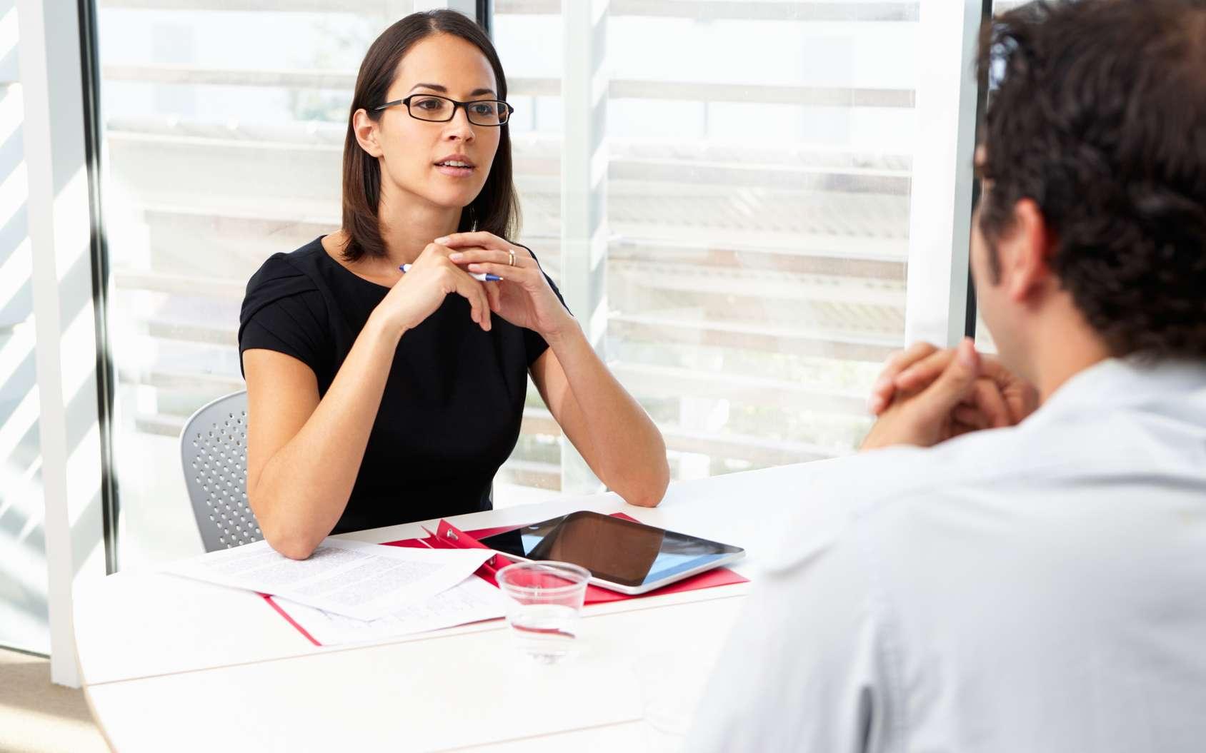 L'entretien d'embauche n'est pas à prendre à la légère. © Monkey business, Fotolia
