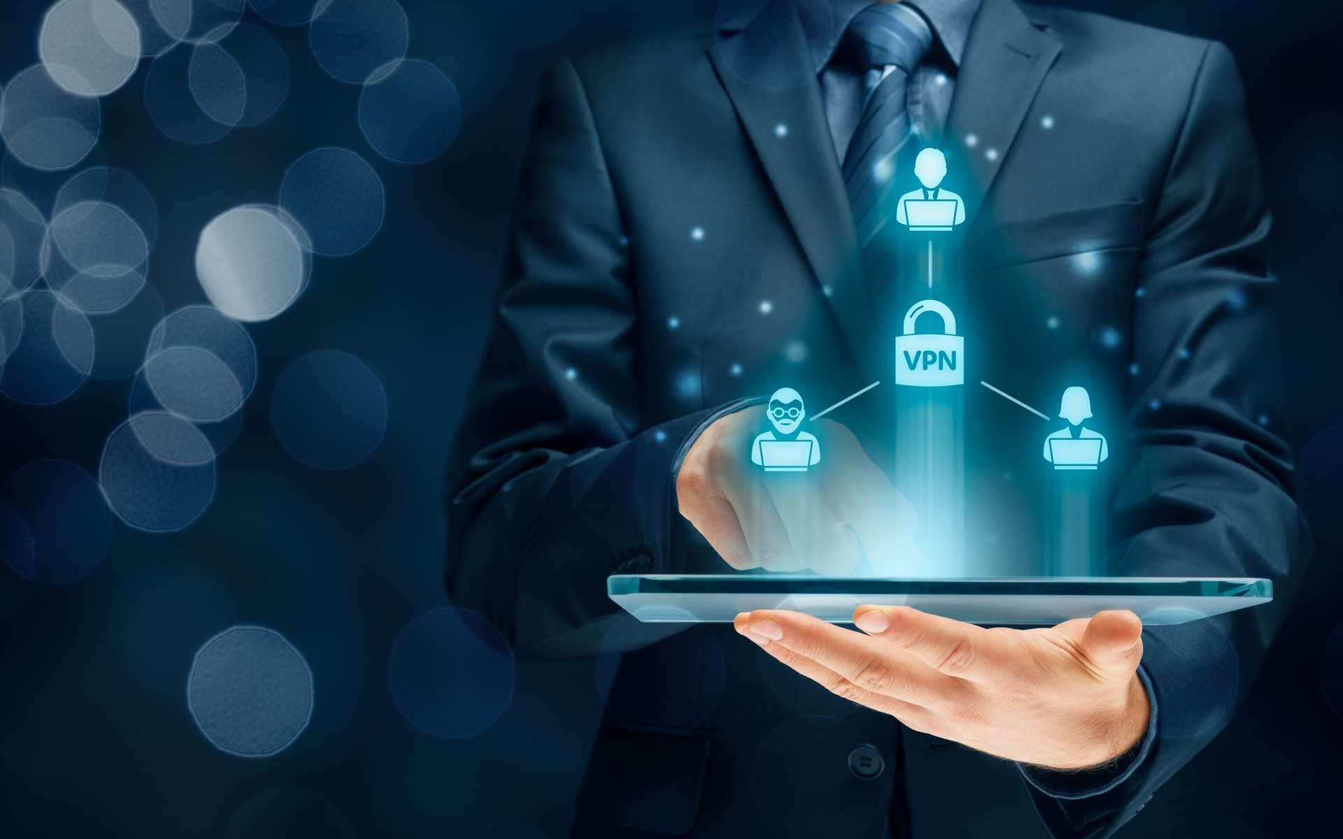 Un VPN améliore la sécurité et protège la vie privée. © Jakub Jirsák, Adobe Stock