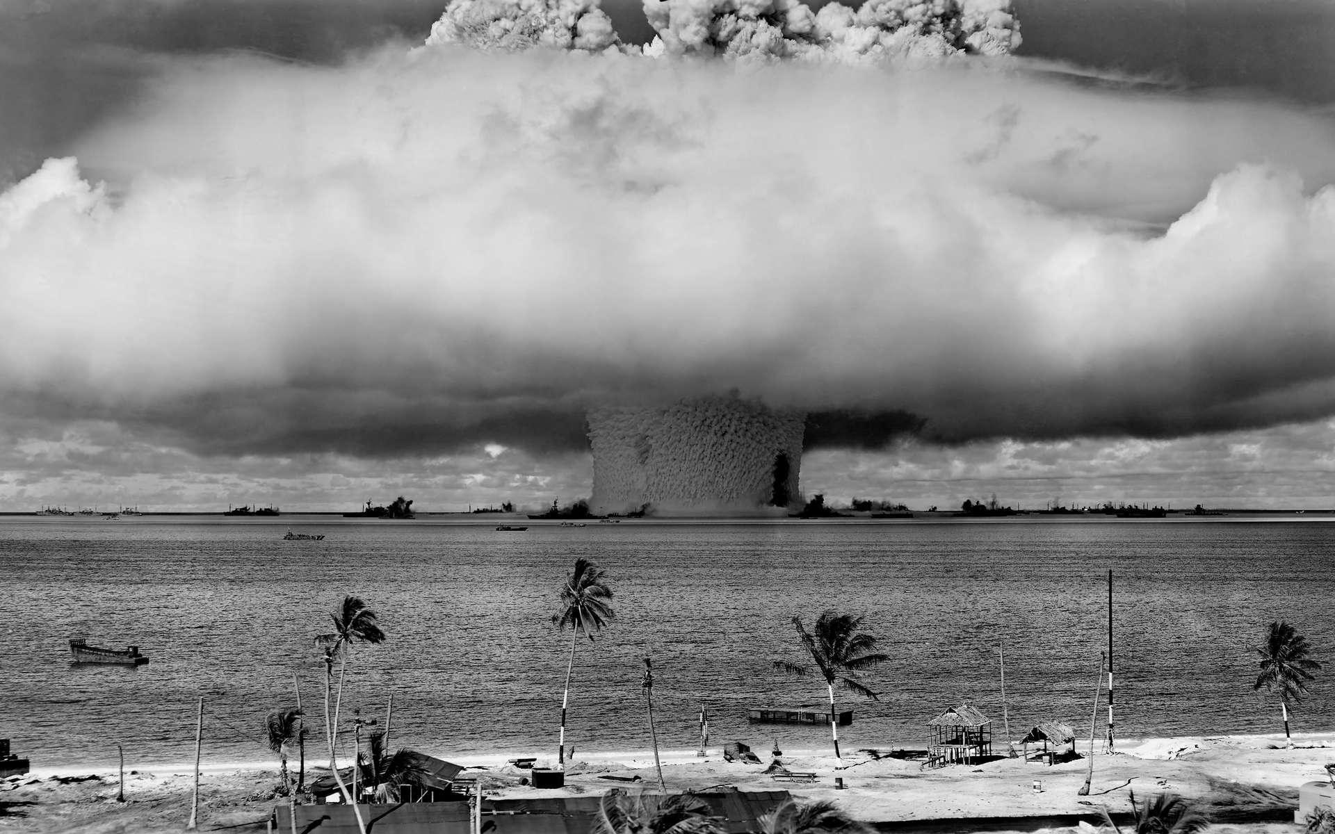 En 1962, la crise des missiles de Cuba aurait pu conduire à une apocalypse nucléaire. Le téléphone rouge a été installé après cet épisode pour permettre un meilleur dialogue entre les deux superpuissances. © United States Department of Defense, Wikimedia Commons, DP