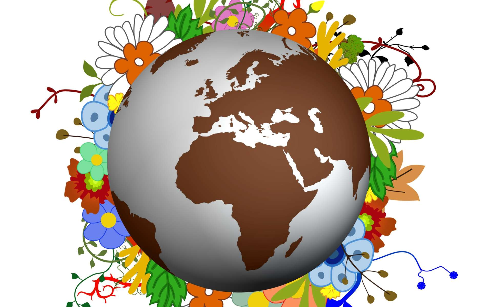 La Journée mondiale de la Terre a lieu chaque année le 22 avril. © Darrenw |