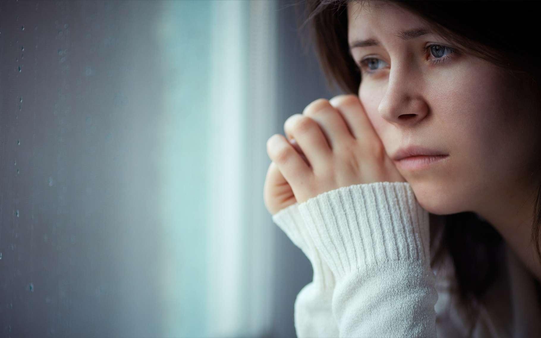 La contraception hormonale, sous différentes formes, est associée au risque de dépression. © luxorphoto, Shutterstock