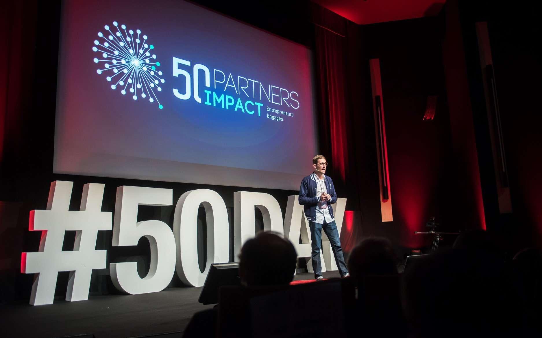 50 Partners Impact propose à des entrepreneurs du conseil et de l'accompagnement sur le passage à l'échelle de leur projet. © 50 Partners Impact