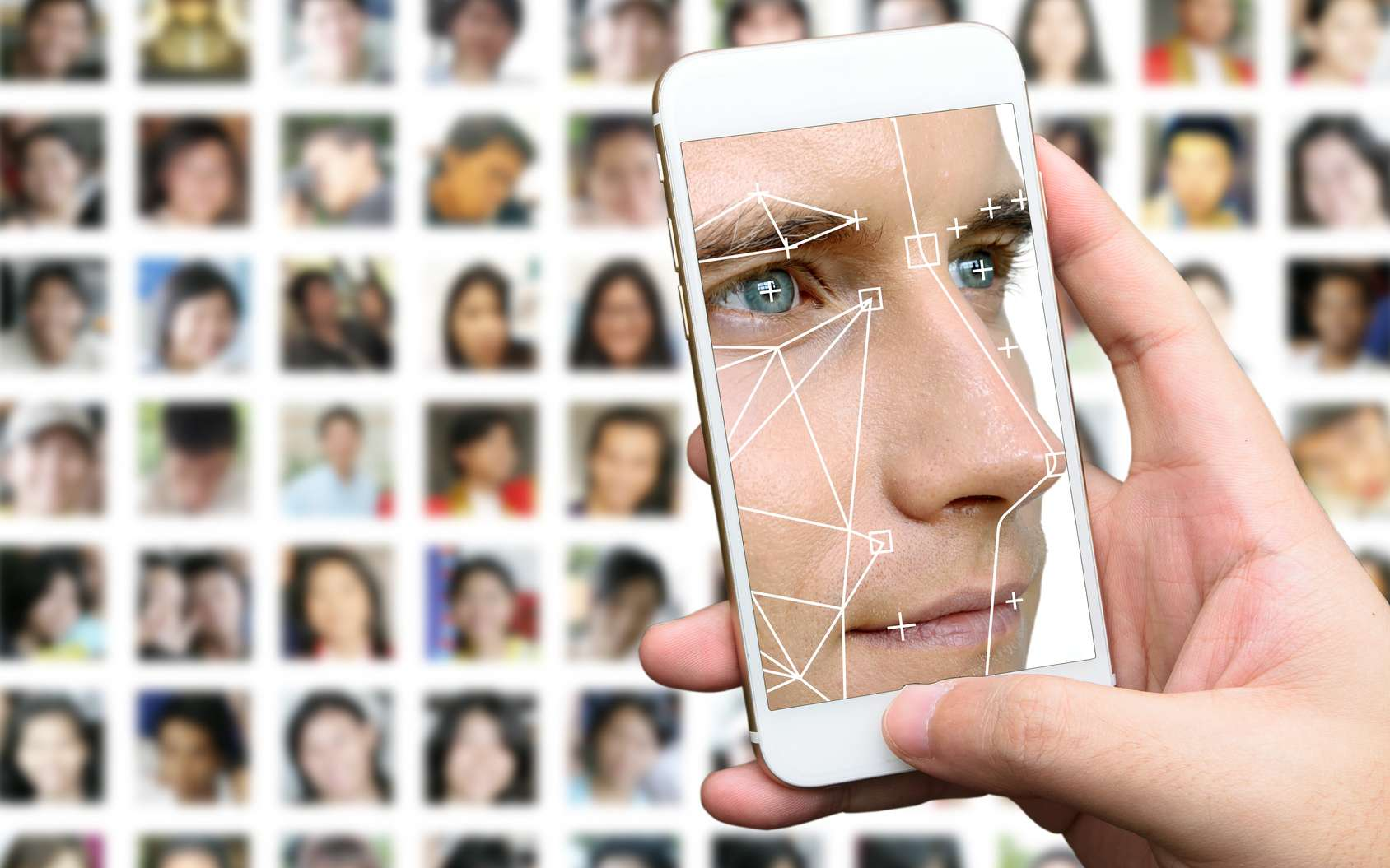 Les bases de données utilisées pour l'analyse des visages ne sont pas assez diversifiées pour garantir un fonctionnement équilibré quel que soit le sexe et la couleur de peau. © Zapp2photo, Fotolia