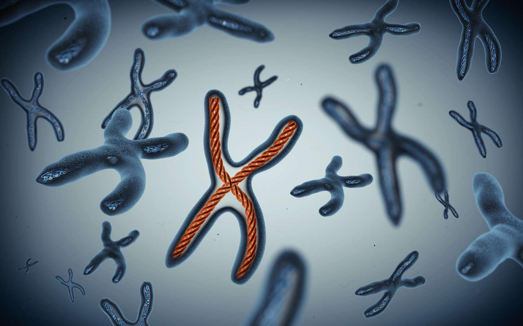 Les anomalies génétiques sont très courantes y compris chez les personnes saines. © doomu, Fotolia