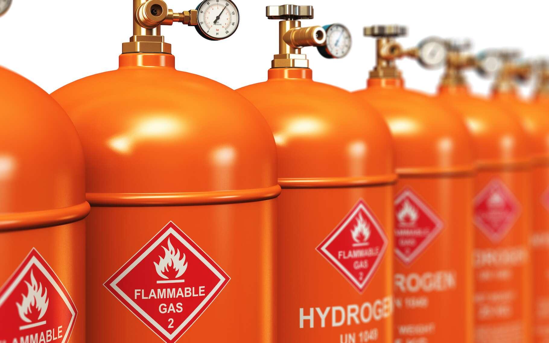 D'ici 2050, le marché de l'hydrogène bas carbone et des combustibles synthétiques pourrait atteindre mille milliards de dollars. Pour cela, il pourrait être pertinent d'orienter les efforts et les investissements en priorité vers les usages pour lesquels l'hydrogène offre une efficacité économique et écologique intéressante : les usages industriels. © Scanrail, Adobe Stock