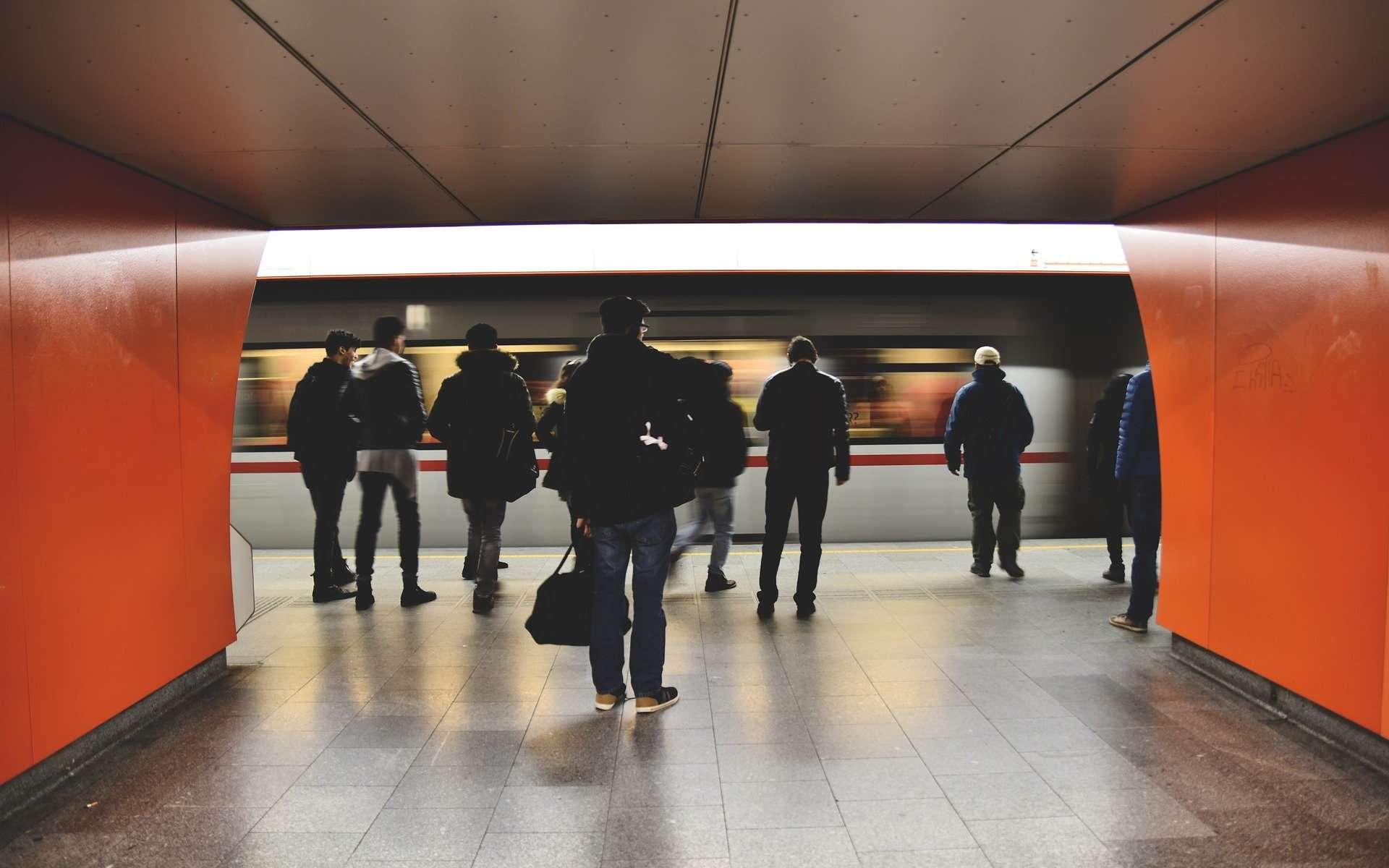 La station Châtelet est l'une des plus empruntées en Europe. © Pexels, Pixabay