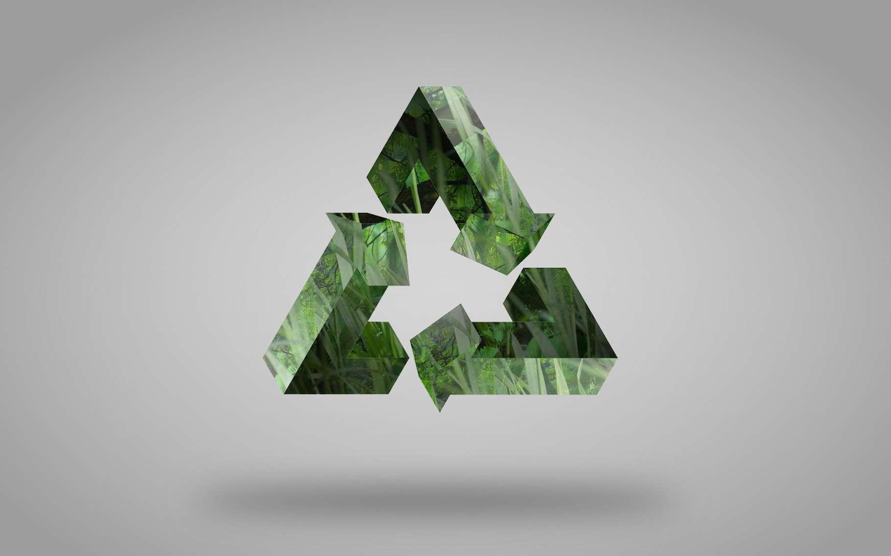 Il devient de plus en plus difficile aujourd'hui, d'envisager mettre sur le marché, des matériaux qui ne soient pas recyclables. Et les matériaux composites n'échappent pas à la règle. © 95C, Pixabay, CC0 Creative Commons