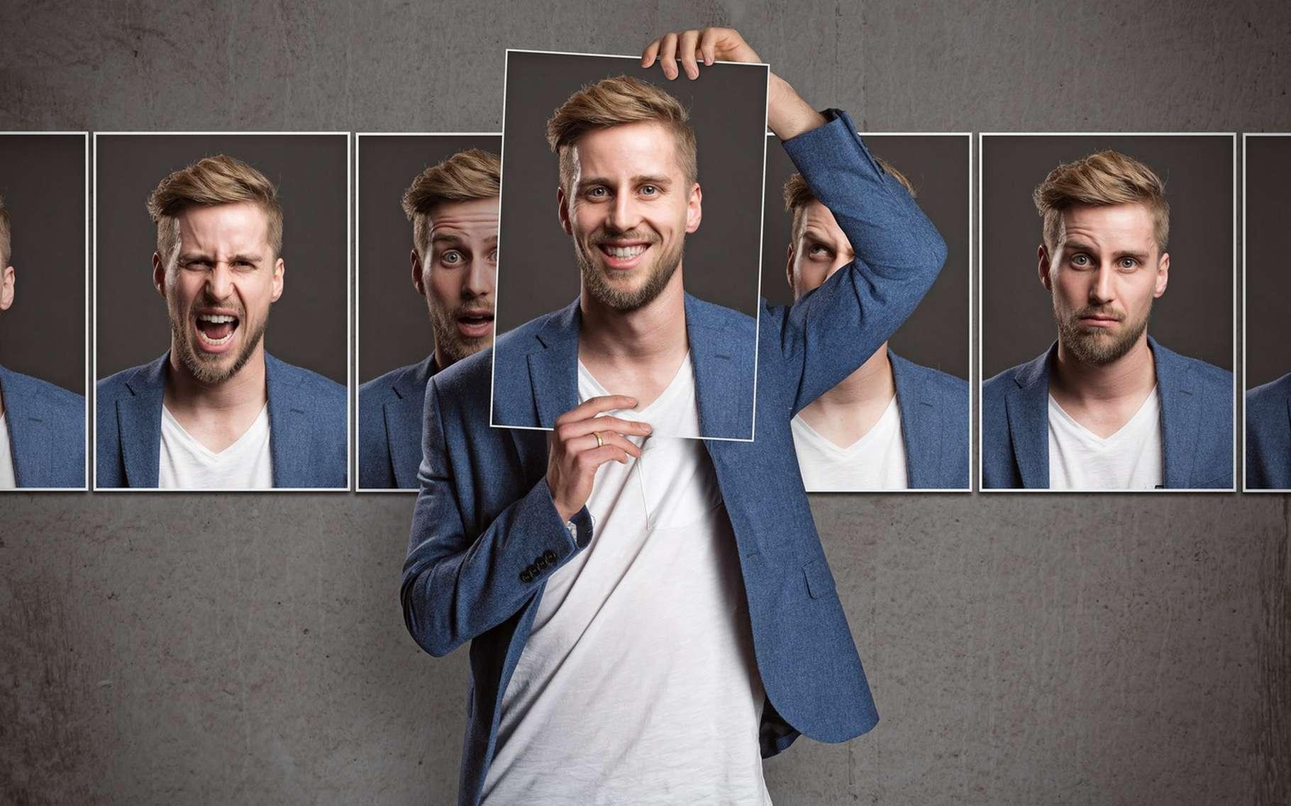 Le recours à la réalité virtuelle pour les échanges sociaux par avatars interposés suppose de pouvoir retranscrire les émotions qui accompagnent tout échange verbal. © Lassedesignen, Fotolia