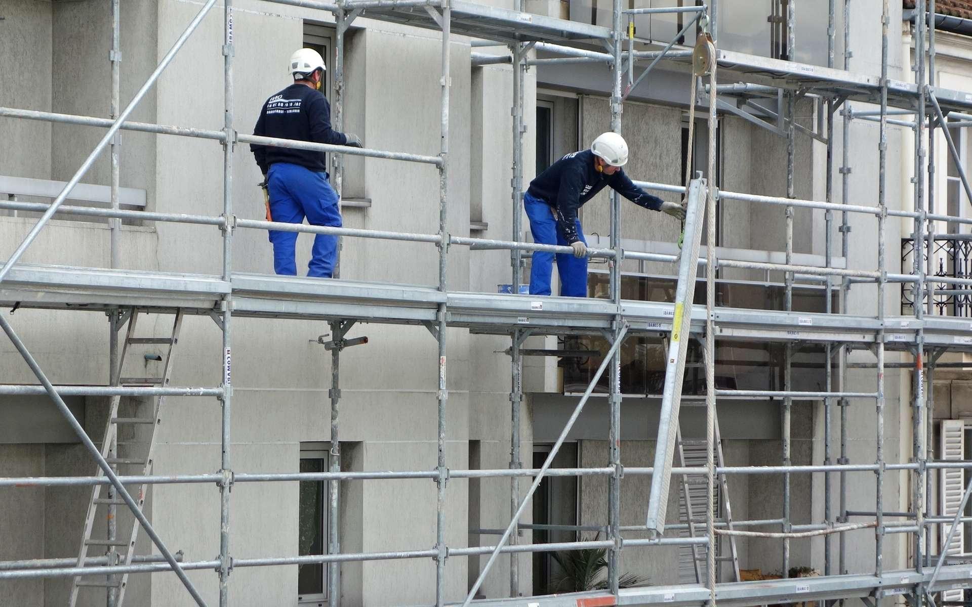 Combien coûte un ravalement de façade ? © Gamut, Adobe Stock