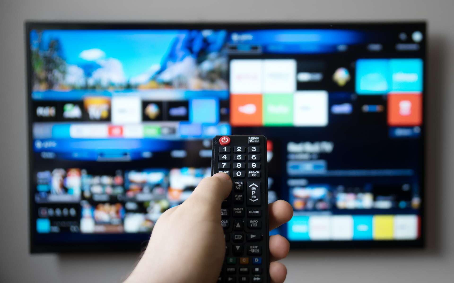 La TV32'' concentre des atouts de qualité. © dmitrimaruta, Adobe Stock