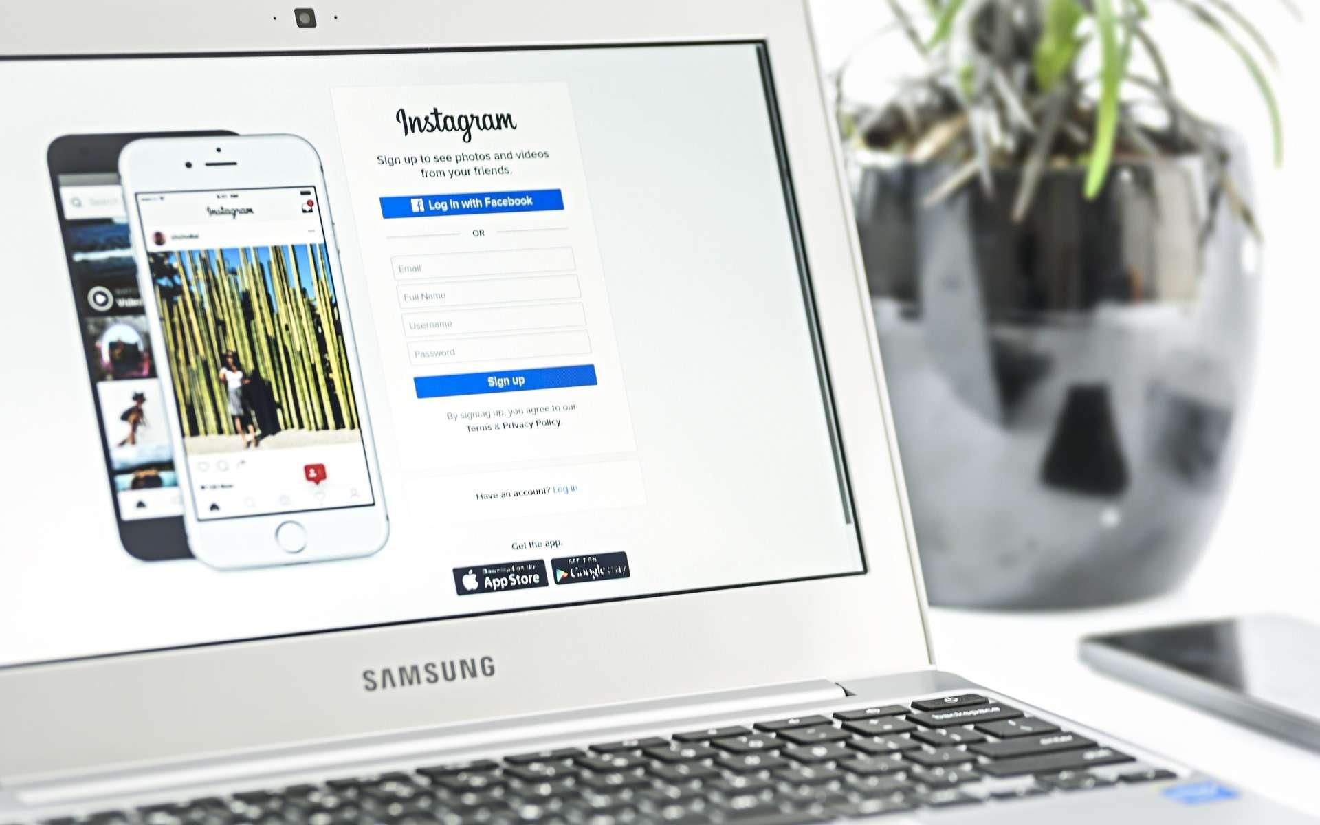 Comment interagir plus efficacement avec vos abonnés Instagram ? © PhotoMIX - pixabay.com