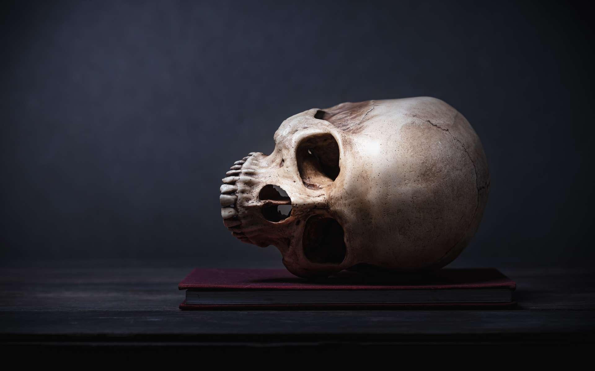 Les patients atteints du syndrome de Cotard sont persuadés que le corps est un cadavre. © kaewphoto, Adobe Stock