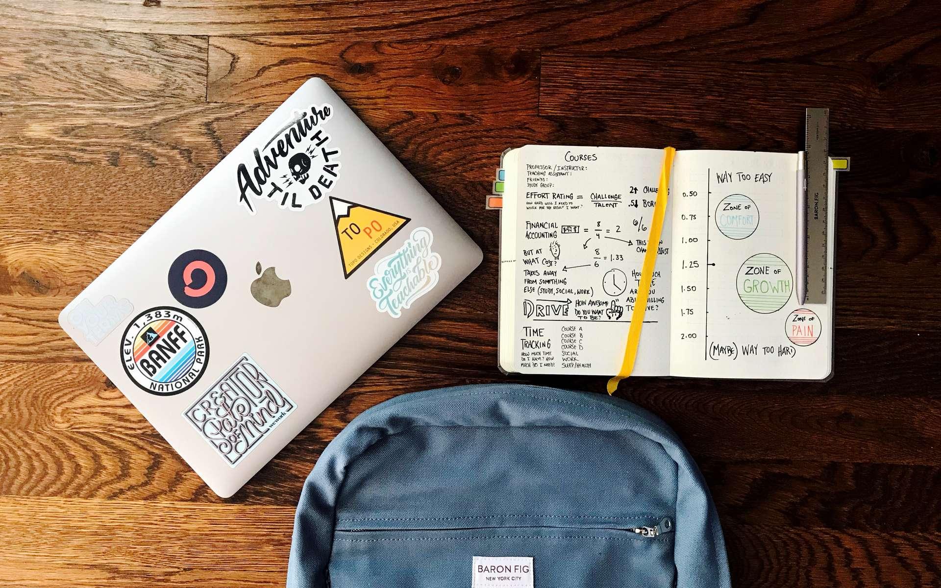 Profitez de bons plans allant jusqu'à -80% pour préparer la rentrée © Matt Ragland, Unsplash
