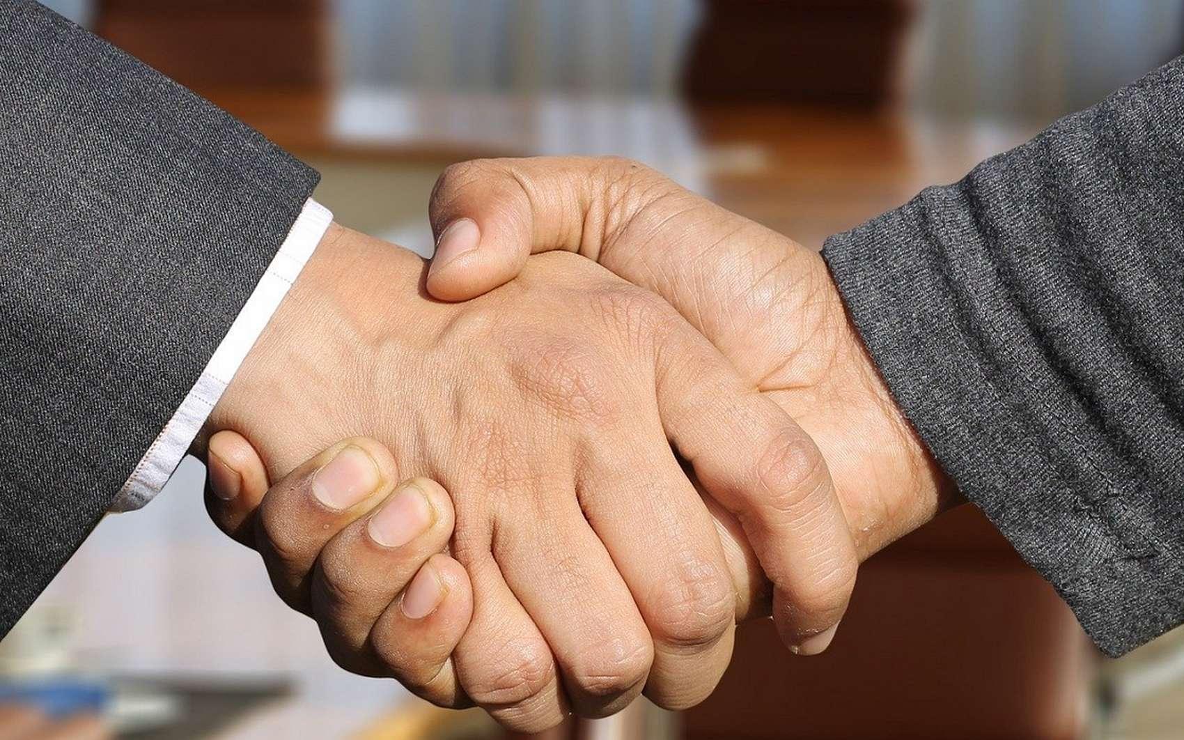 Le compromis de vente. © geralt, Pixabay
