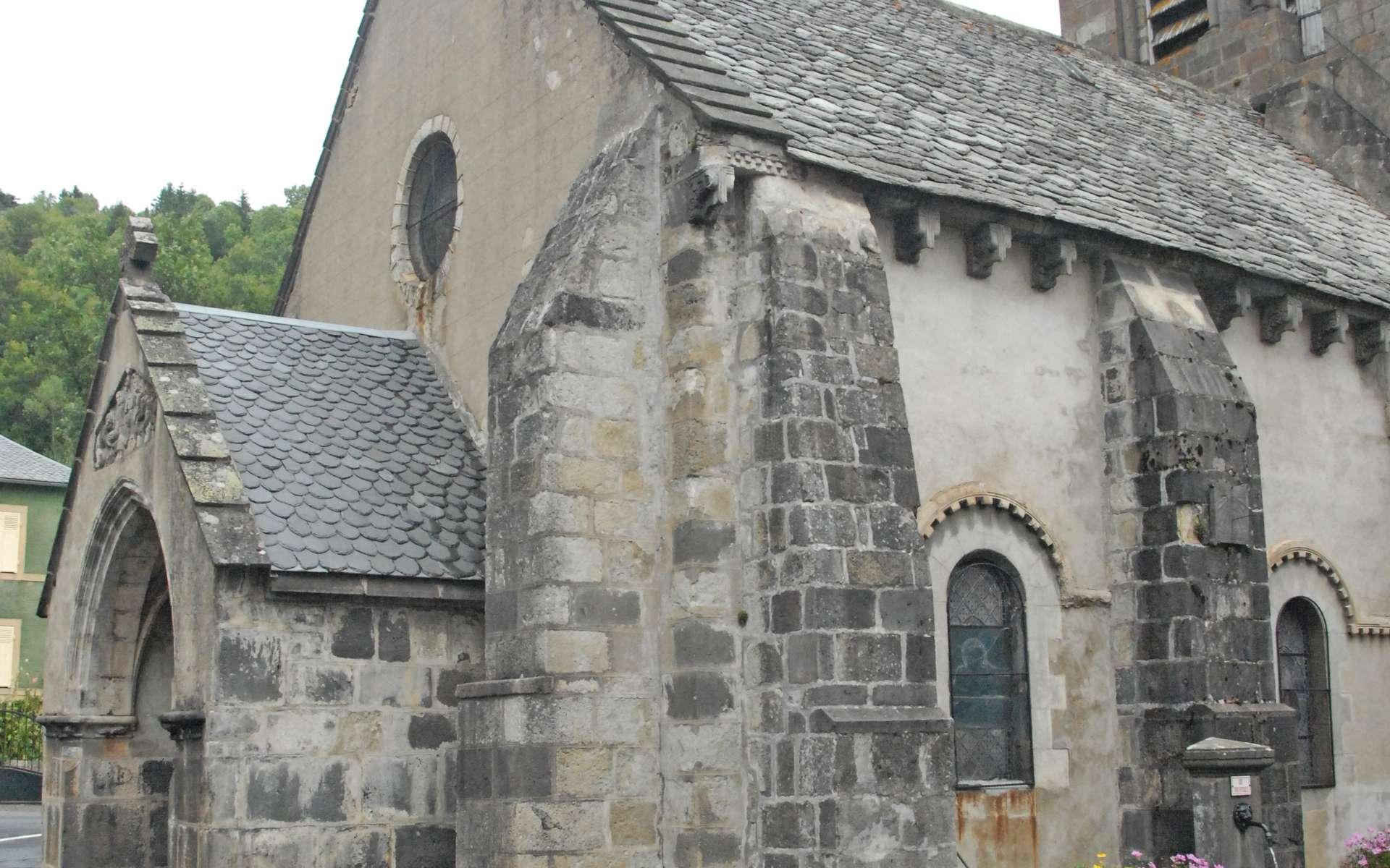 Le narthex est une pièce précédant la nef. © Jochen Jahnke, CC BY-SA 3.0, Wikimedia Commons