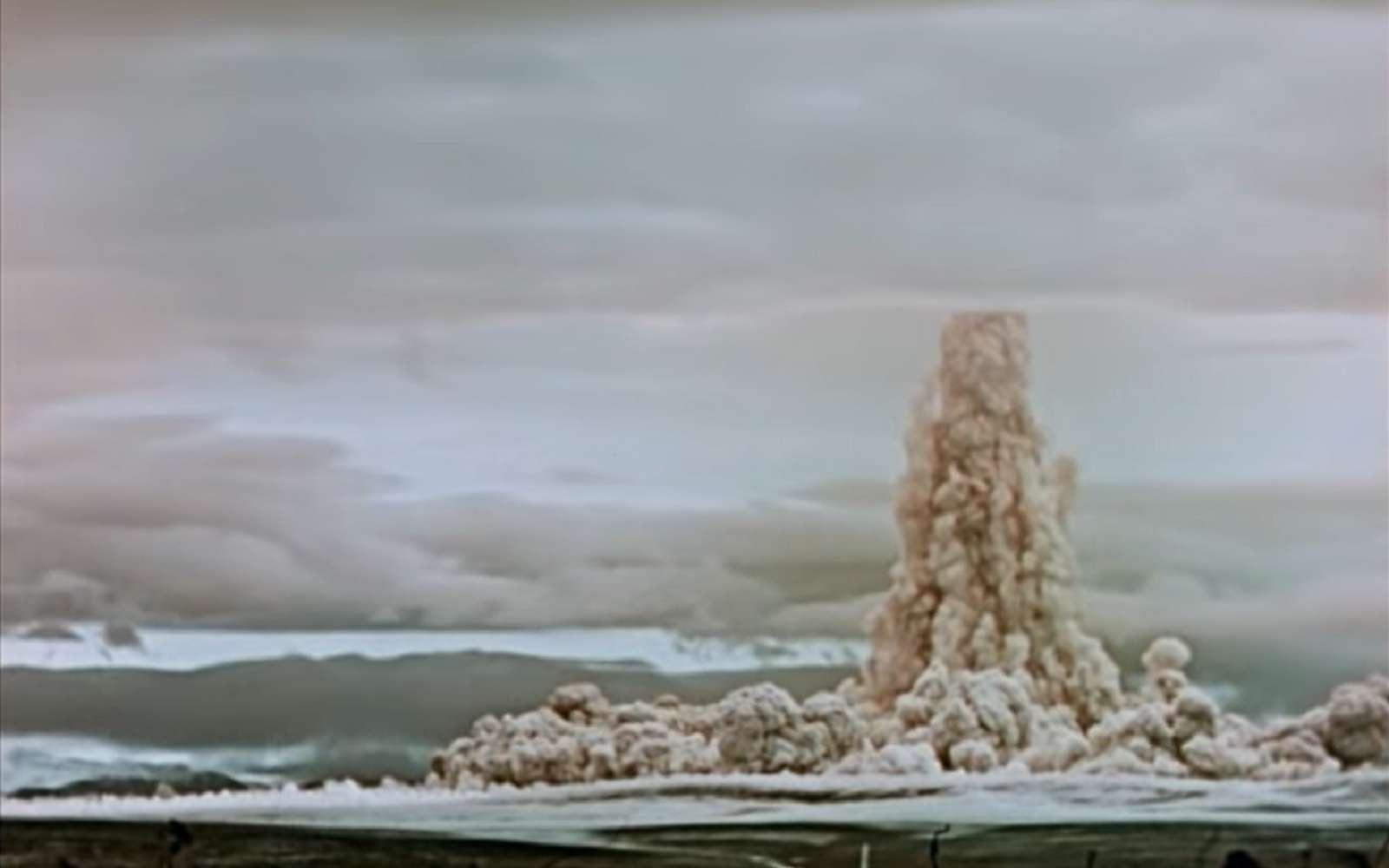 La Tsar Bomba est la bombe nucléaire la plus puissante de l'Histoire © Rosatom