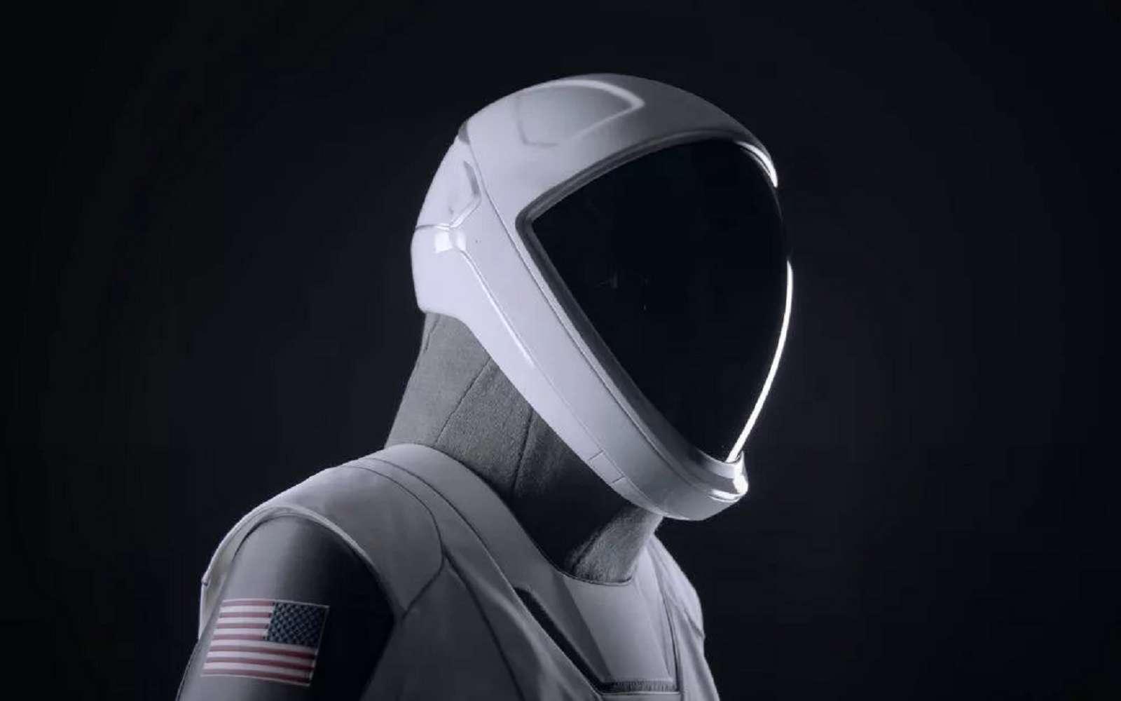 La nouvelle combinaison de SpaceX, un joli coup marketing pour l'entreprise. © SpaceX