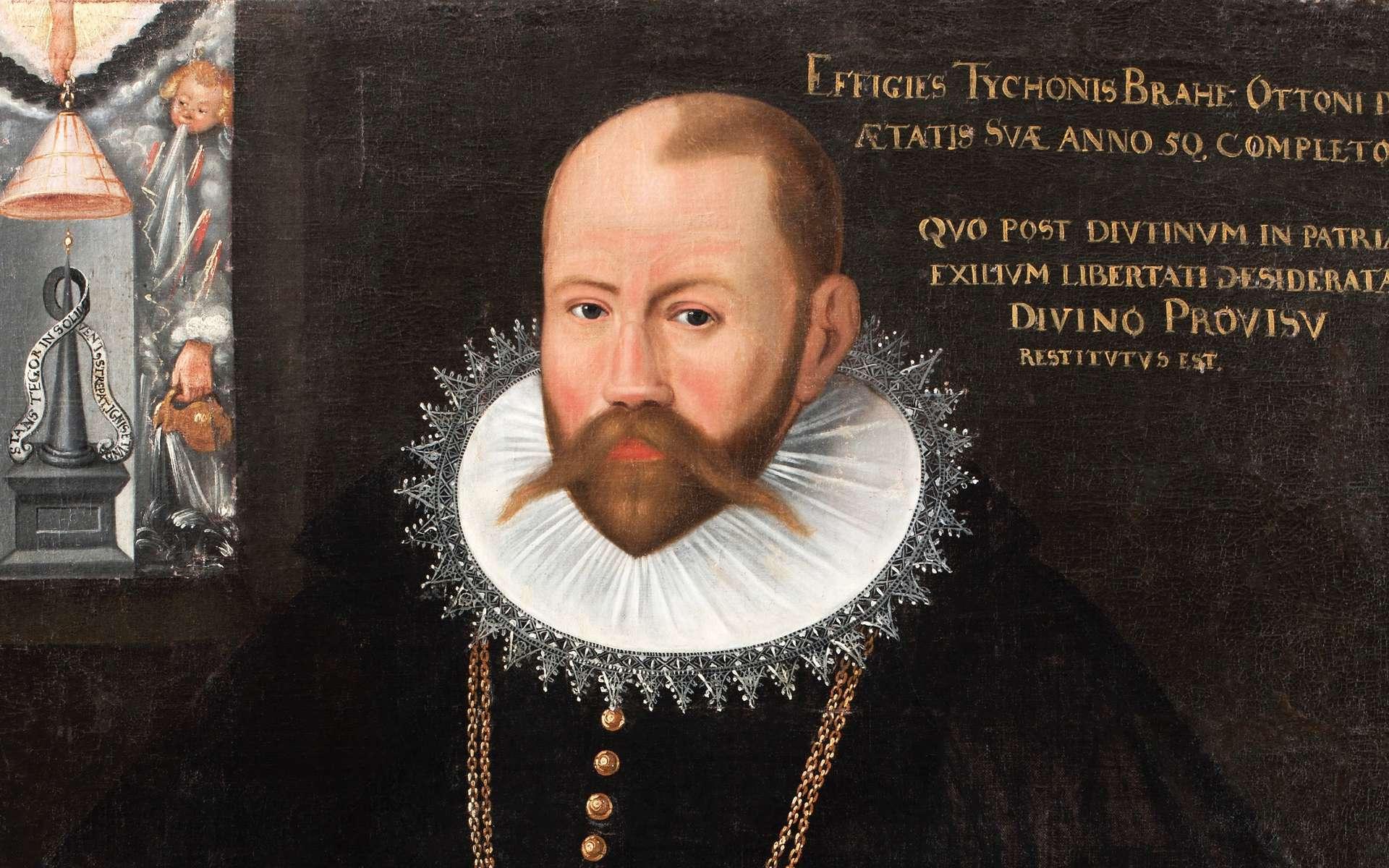 Découvrez l'histoire étonnante de Tycho Brahe dans ce premier chapitre du Cabinet de curiosités. Collection Château de Skokloster. © Wikimedia Commons, Domaine public