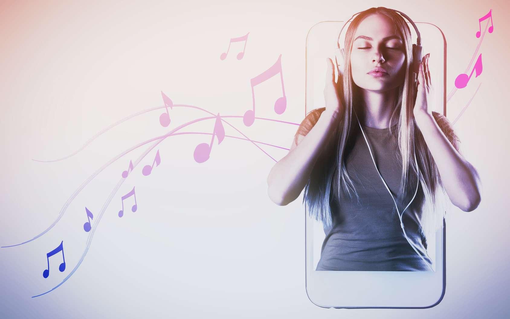 La musique générative compose des suites de sons à partir d'un ensemble de données. © peshkova, Fotolia