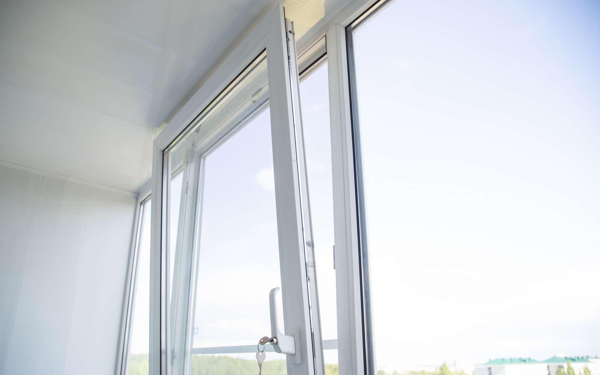 Ces fenêtres intelligentes assurent le renouvellement de l'air intérieur thumbnail